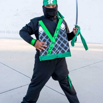 Lego Ninjago Movie Costume