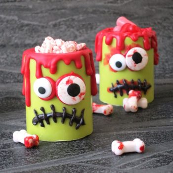 Zombie Candy Cups