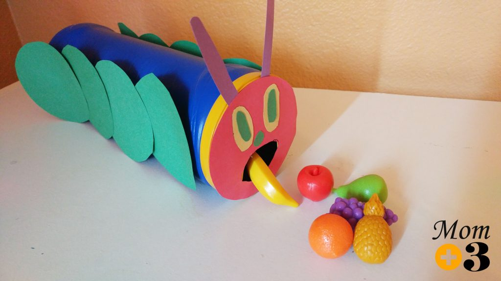 Very Hungry Caterpillar Craft and Games & Very Hungry Caterpillar Craft and Games | Fun Family Crafts