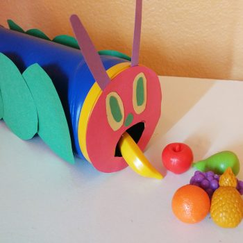 Very Hungry Caterpillar Craft and Games