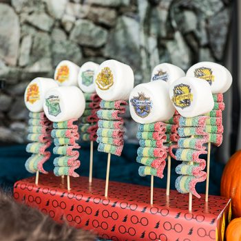 Harry Potter Candy Kebabs