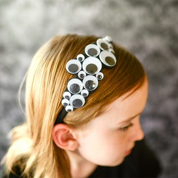 Googly Eyes Headband
