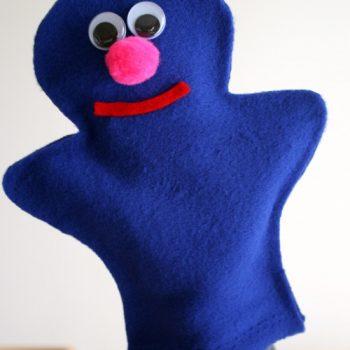 Grover Hand Puppet