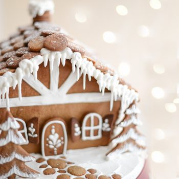 Gingerbread House Recipe Templates