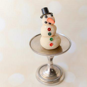 Snowman Play Dough Kit