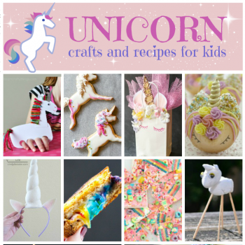 Unicorn Crafts and Recipes