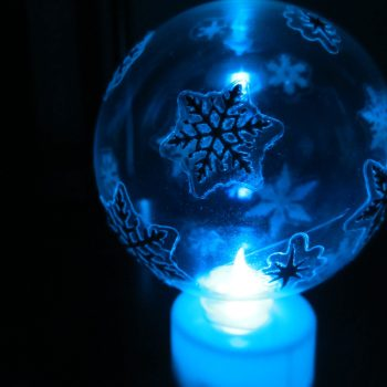 Christmas Ornament LED Nightlight