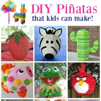 DIY Pinatas for Kids