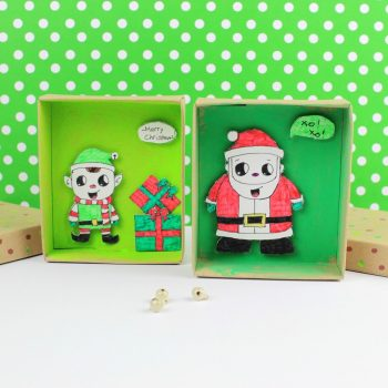 Christmas Wishing Boxes