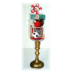 Jar Doll Gift