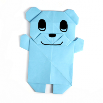 Origami Teddy Bear