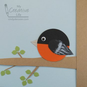 Baltimore Oriole Craft