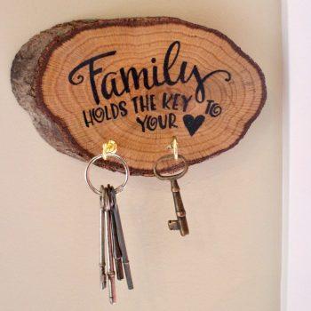 Family Key Holder
