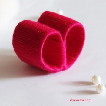 Yarn Valentine Heart