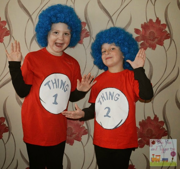fabric paint dr seuss costume diy