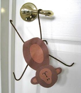 bendable monkey