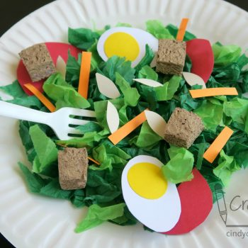 Faux Salad Craft