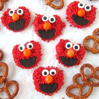 Elmo Pretzels