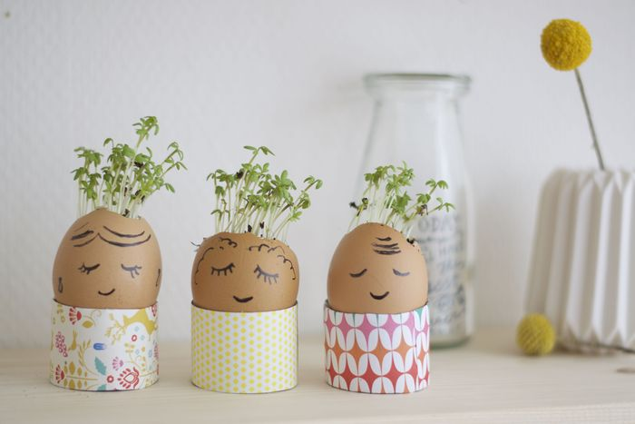 Eggshell Family Fun Family Crafts