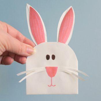 Bunny Envelope