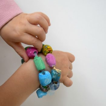 Air Dry Clay Bracelets