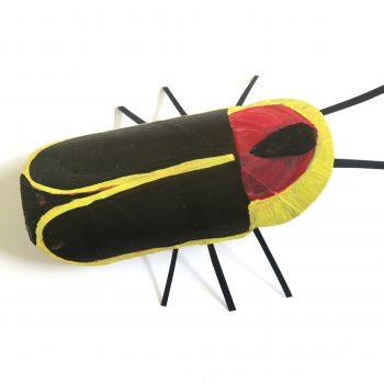 Cardboard Tube Firefly