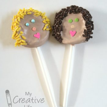 Edible Me-on-a-Stick