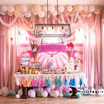 Kids' Ice Cream Party