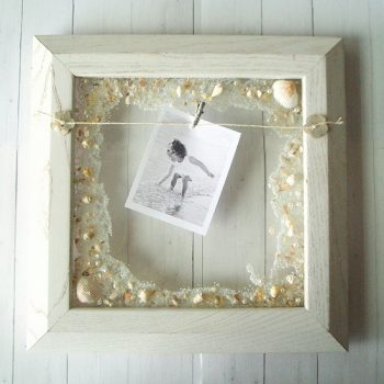 Summer Days Picture Frame