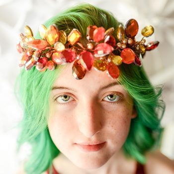 Jeweled Fall Crown Tutorial