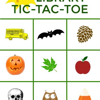 Fall Library Tic-Tac-Toe