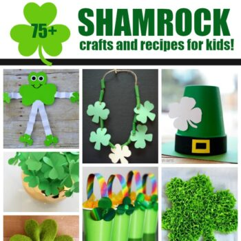 Shamrock Crafts and Recipes for Kids