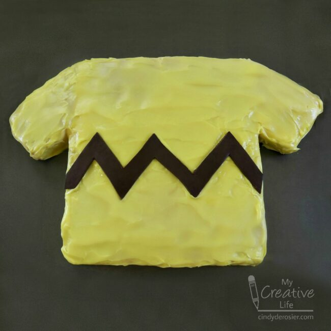Miraculous Charlie Brown Cake Fun Family Crafts Personalised Birthday Cards Paralily Jamesorg